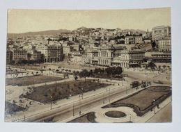 GENOVA - Piazza Giuseppe Verdi E Stazione Brignole - Filobus / Tram - Genova