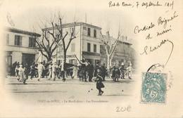 PORT-DE-BOUC MARDI-GRAS LES FARANDOLEURS 13 - Frankrijk