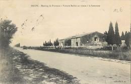 SALON MEETING DE PROVENCE VOITURE BERLIET EN VITESSE A LA SAMATANE AUTOMOBILE 13 - Francia