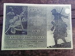 D 80 - Ham - Exposition Philatélique - Du 07 Au 11 Novembre 1998 - 80 ème Anniversaire De L'armistice - Ham
