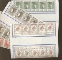5 Paires Interpanneaux  BELGICA 1972  Pour Amateur  Se Vendait 240 Euros En 1978 - Belgium