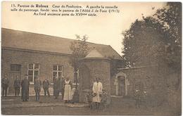 Roloux NA1: Paroisse De Roloux. Cour Du Presbytère... - Fexhe-le-Haut-Clocher
