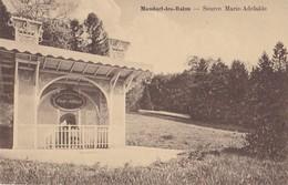 MONDORF LES BAINS - Source Marie-Adelaïde - Mondorf-les-Bains