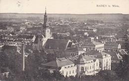 AK Baden Bei Wien - 1910 (36679) - Baden Bei Wien