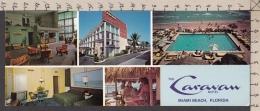 94708GF/ USA, Floride, Miami Beach, *The Caravan Motel* - Hotels & Restaurants