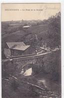 Ain - Belledoux - Le Pont Et La Scierie - France