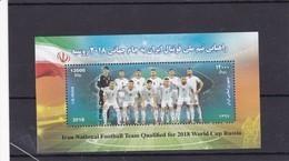 Iran 2018 World Cap Russia   MNH - Iran
