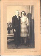 Photographie - Photos - Originales - Personnes - Couple - Photo 11X18 Cm - Personnes Anonymes