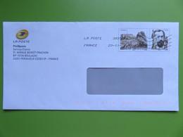 Enveloppe PAP - Timbre YT 4696 - Belfort - Territoire De Belfort - Citadelle De Vauban - Phil@poste - Entiers Postaux