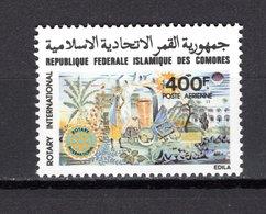COMORES  PA  N° 163 NEUF SANS CHARNIERE  COTE  7.50€  ROTARY   VOIR DESCRIPTION - Isole Comore (1975-...)