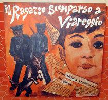 """FRANCO TRINCALE IL RAGAZZO SCOMPARSO A VIAREGGIO 2 PARTE   7"""" - Country & Folk"""