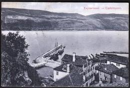 Montenegro Hercegnovi, Castelnuovo 1908 / Cancel Tivat - Montenegro