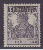 Saargebiet MiNr. 34K ** - Kopfstehender Aufdruck - 1920-35 League Of Nations