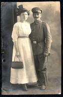 B7625 - Uniform Offizier - 1. WK WW - Beschrieben - Uniformen