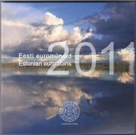ESTONIE - COFFRET EURO BU 2011 - Estonia