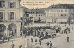 68)  Mulhouse  - Nouveau Quartier  (  Autobus  ) - Mulhouse