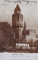 AK Hall - Münzthurm Münzturm - 1904 (36684) - Hall In Tirol