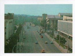 Belarus, Bielorussie: Vitebsk, Rue Zamkovaia (18-2926) - Belarus