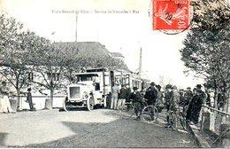 Train Renard Du Cher Service De Nerondes A Blet (petit Pli En Bas A Droite Discret) - Nérondes