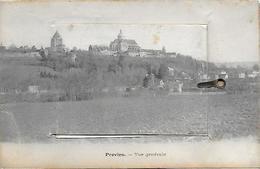 77)  PROVINS  - Vue Générale ( Carte à Système  ) - Provins