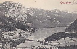 AK Grundlsee - Stempel Grundlsee 1916 (36688) - Liezen