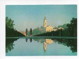 Belarus, Bielorussie: Vitebsk, Vue Du Pont Du Millenaire (18-2932) - Belarus