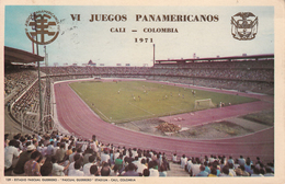 OLD PC ESTADIO PASCUAL GUERRERO STADIUM CALI COLOMBIA  1971 - Fútbol