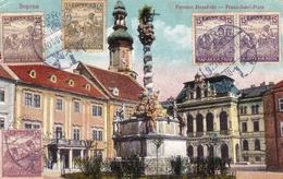 Carte Postale Sopron 1920 Hongrie Ödenburg Magyarország Ungarn Hungary - Hongrie