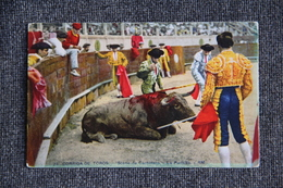Corrida De Toros - Scène Du Cachetero, La Puntilla - Corrida