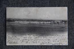 Camp Du LARZAC - Un Quartier De Campement. - La Cavalerie