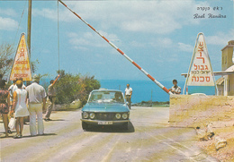 ISRAEL - Rosh Hanikra - Lebanon Frontier - Automotive - Israel