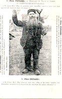 Du Pere Penard Le Marchand De Peaux De Lapins De Ligny Le Ricault Cpa Neuve - Autres Communes