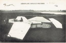 Betheny Aviation 1909 Aeroplane Esnault Pelterie - Meetings