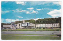 Charter House Motor Hotel - Route 20 At 24800 Euclid Avenue - Cleveland - Ohio - Circulé 1963 - Cleveland