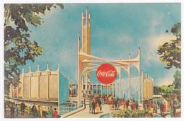The Coca-Cola Company Pavilion - New York World's Fair 1964-1965 - Pas Circulé - Expositions