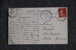 Carte Postale D'AZILLE Vers RIEUX MINERVOIS. - France