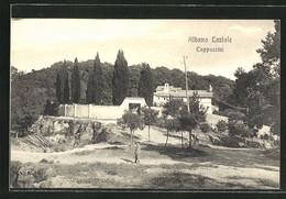 Cartolina Albano Laziale, Cappuccini - Italia