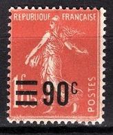 FRANCE 1925/1926 - Y.T. N° 227 - NEUF** - Unused Stamps