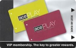 Aquarius Casino Resort - Las Vegas, NV USA - Hotel Room Key Card - Hotel Keycards