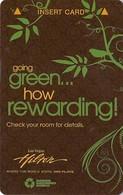 Las Vegas Hilton Casino Hotel Room Key Card - Hotel Keycards