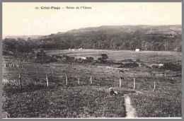 # CPA # CRIEL PLAGE - VALLEE DE L'YERRES - Criel Sur Mer