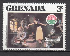 Grenada, Disney, Lapin, Rabbit, Blanche Neige, Snow White, Conte De Fée, Fairy Tale, - Hasen