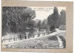 CRETEIL - La Marne - Le Bras Du Chapitre - DELC4 - - Creteil
