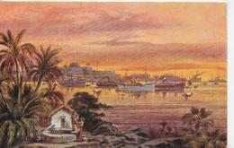 AK 0042  Colombo ( India )Künstlerkarte Von F. Perlberg Um 1920 - Indien