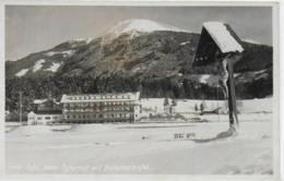 AK 0042  Igls - Hotel Iglerhof Mit Patscherkofel / Verlag Ritzer & Kofler Um 1930-40 - Igls