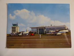 AEROPORT / FLUGHAFEN / AIRPORT       NANTES CHATEAU BOUGON  2 NORD 262 AIR INTER - Aerodromi