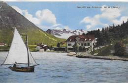 AK 0043  Seespitz Am Achensee - Verlag Monopol Um 1920-30 - Achenseeorte