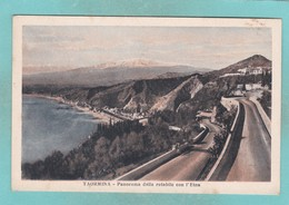 Old Post Card Of Taormina, Sicily, Italy ,S59. - Italië