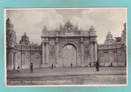 Old Post Card Of Stamboul,Istanbul, Istanbul, Turkey,S59. - Turkey