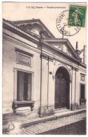 (37) 011, Tours, Grand Bazar GB 203, Temple Protestant - Tours